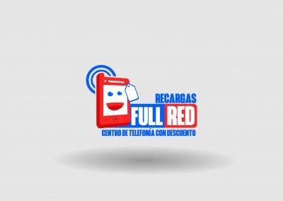 Logo Full Red