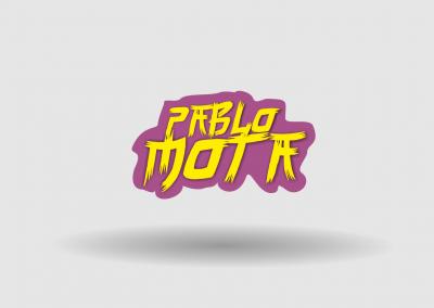 Logo Pablo Mota
