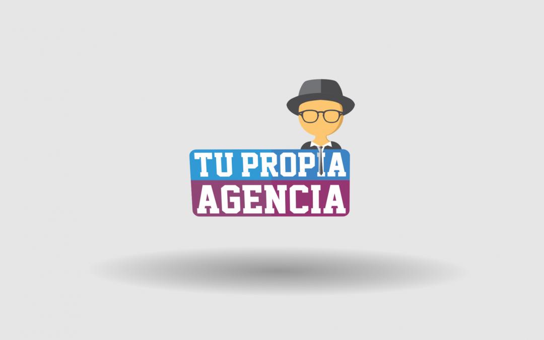 Logo tu propia agencia
